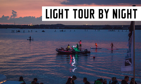 sup tour by night